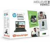 PC Gamer HP Pack Gaming HP 15-ec0002nf