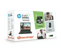PC Gamer HP  Pack 15-ec0002nf + souris + jeux