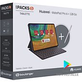 Tablette Huawei Pack MatePad Pro 6 10.8 128Go