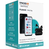 Smartphone Huawei  Pack P40 lite Noir+freebuds lite