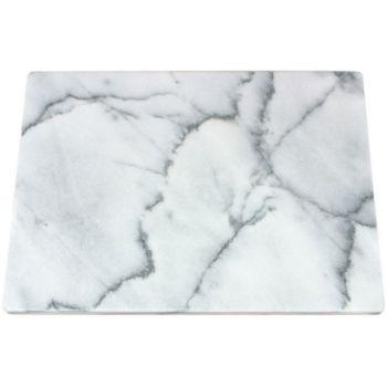 Chevalier Diffusion a patisserie marbre gris 46x30 cm