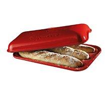 Moule à pain Emile Henry  a baguette grand cru