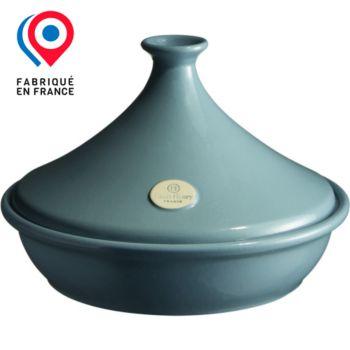 Emile Henry 32 cm bleu lagon