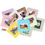 Cadre photo TNB  Lensy x10 en papier pour Instax Mini