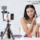 Trépied TNB Pack vidéo smartphone pour Vlog