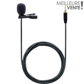 TNB INFLUENCE Pack de 2 microphones cravate