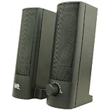 Enceinte PC WE  2.0  2 x 2.5W modifiable en barre de son
