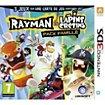 Jeu 3DS Ubisoft Rayman & The Lapins Crétins Pack Famille