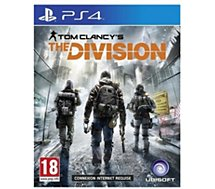 Jeu PS4 Ubisoft The Division