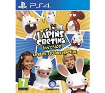 Jeu PS4 Ubisoft Les Lapins Crétins Invasion