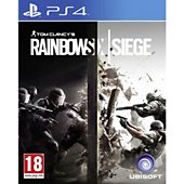Jeu PS4 Ubisoft Rainbow Six Siege