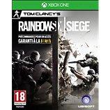 Jeu Xbox One Ubisoft Rainbow Six Siege