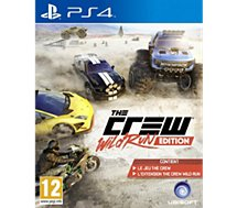 Jeu PS4 Ubisoft The Crew Wild Run Edition