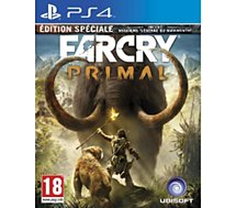 Jeu PS4 Ubisoft Far Cry Primal Special