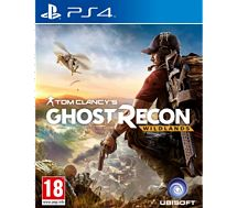 Jeu PS4 Ubisoft Ghost Recon Wildlands