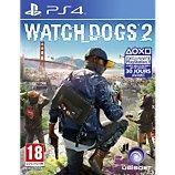Jeu PS4 Ubisoft Watch Dogs 2