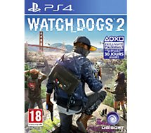 Jeu PS4 Ubisoft Watch Dogs 2