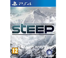 Jeu PS4 Ubisoft Steep