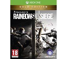 Jeu Xbox One Ubisoft Rainbow Six Siege Gold Edition 2