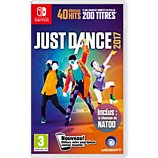 Jeu Switch Ubisoft Just Dance 2017