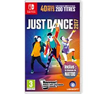Jeu Switch Ubisoft Just Dance 2017