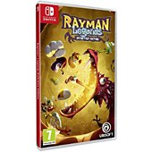 Jeu Switch Ubisoft Rayman Legends Definitive Edition