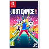 Jeu Switch Ubisoft Just Dance 2018