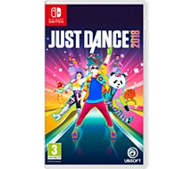 Jeu Switch Ubisoft  Just Dance 2018