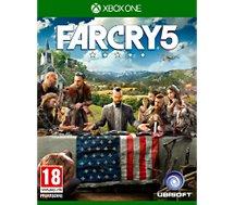 Jeu Xbox One Ubisoft Far Cry 5