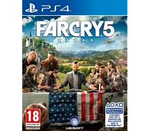 Jeu PS4 Ubisoft Far Cry 5