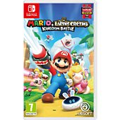 Jeu Switch Ubisoft Mario + Lapins Crétins Kingdom Battle