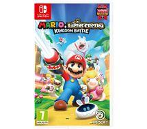 Jeu Switch Ubisoft Mario + Lapins Crétins Kingdom Battle
