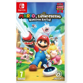 Ubisoft Mario + Lapins Crétins Kingdom Battle