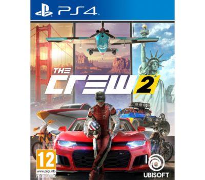 Jeu PS4 Ubisoft The Crew 2