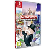 Jeu Switch Ubisoft  Monopoly