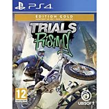 Jeu PS4 Ubisoft  Trials Rising Gold Edition