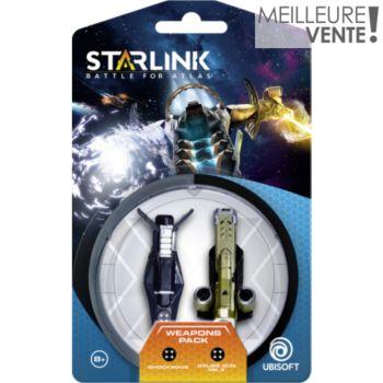 Ubisoft Starlink Pack d'armes Shockwave + Gauss