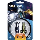 Jouet connecté Ubisoft Starlink Pack d'armes Shockwave + Gauss