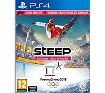 Jeu PS4 Ubisoft Steep Edition Jeux d'Hiver