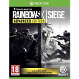 Jeu Xbox One Ubisoft  Rainbow Six Siege Advanced Edition