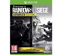 Jeu Xbox One Ubisoft  Rainbow Six Siege Advanced Edition