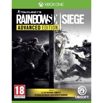 Ubisoft Rainbow Six Siege Advanced Edition