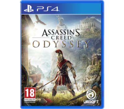 Jeu PS4 Ubisoft Assassin's Creed Odyssey