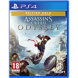 Jeu PS4 Ubisoft Assassin's Creed Odyssey Ed Gold