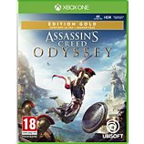 Jeu Xbox One Ubisoft Assassin's Creed Odyssey Ed Gold