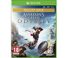 Jeu Xbox One Ubisoft Assassin's Creed Odyssey Ed Gold