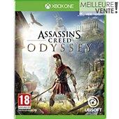Jeu Xbox One Ubisoft Assassin's Creed Odyssey