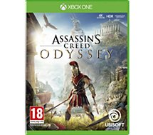 Jeu Xbox One Ubisoft Assassin's Creed Odyssey