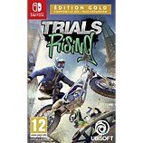 Jeu Switch Ubisoft  Trials Rising Gold Edition