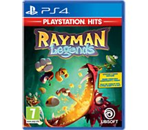 Jeu PS4 Ubisoft  Rayman Legends HITS